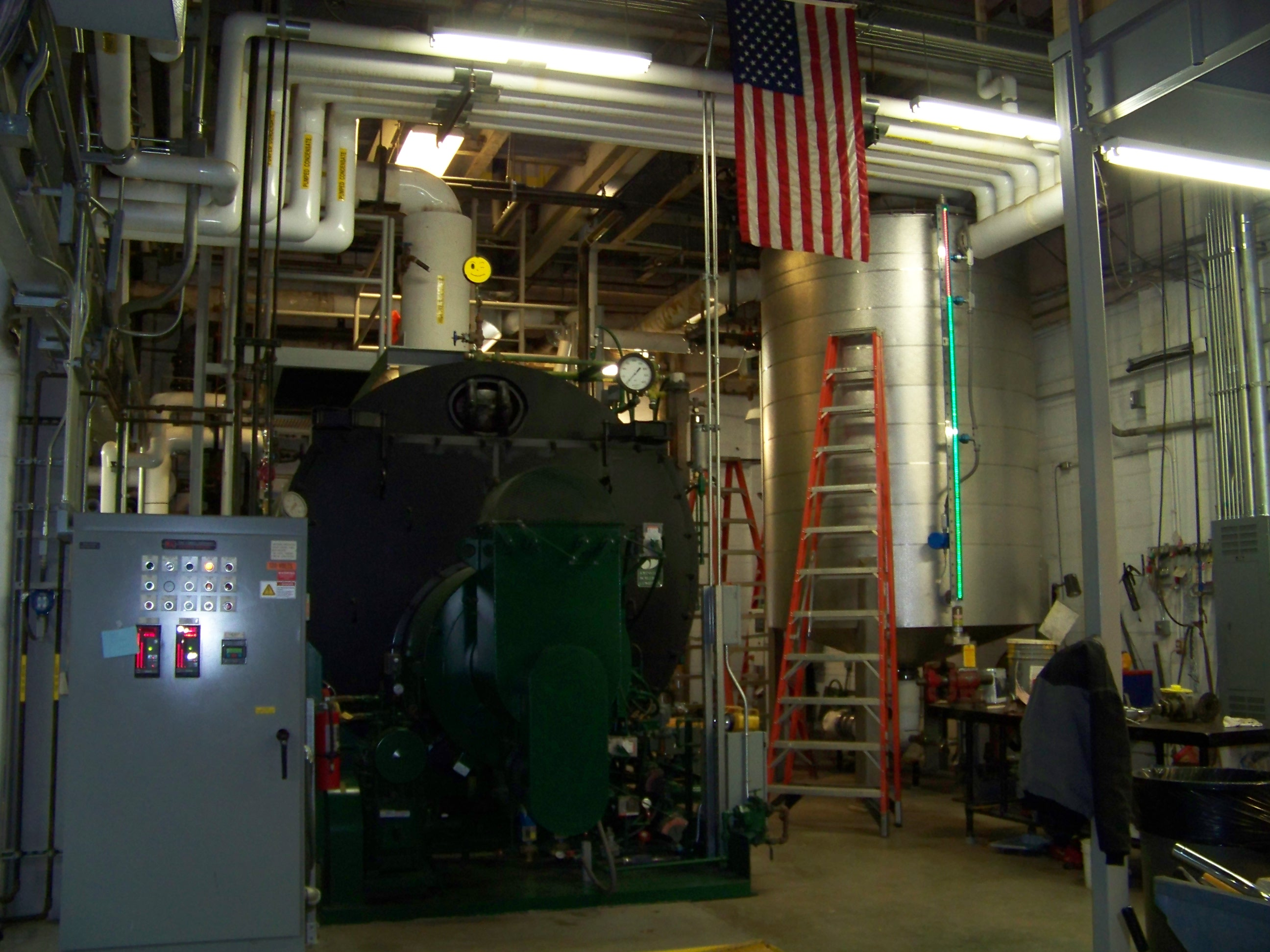 boiler operation Stationary engineers and boiler operators control stationary engines, boilers, or other mechanical equipment to provide utilities for buildings or for.